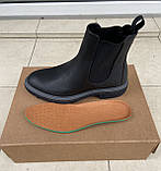 Женские ботинки челси Ecco оригинал натуральная кожа 42, фото 5