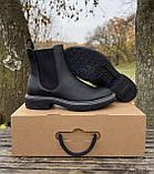 Женские ботинки челси Ecco оригинал натуральная кожа 42, фото 7