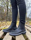 Женские ботинки челси Ecco оригинал натуральная кожа 42, фото 8