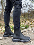 Женские ботинки челси Ecco оригинал натуральная кожа 42, фото 9