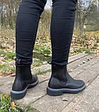 Женские ботинки челси Ecco оригинал натуральная кожа 42, фото 10