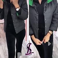 Стильная Женская Куртка Норма 1АЛЮ 363