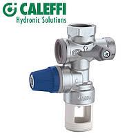 """Группа безопасности для накопительного водонагревателя (бойлера) CALEFFI Ø1/2"""" 4 kW + сифон Ø25/32"""