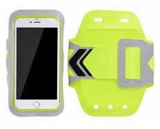 Чехол на руку Sport Iphone 7+ Green (блистер)