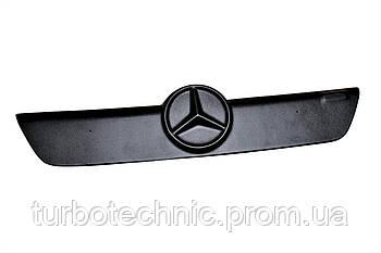 Зимняя накладка (матовая) Mercedes Sprinter CDI 2002-2006