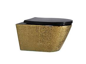Чаша подвесного унитаза Rimless с сиденьем ASIGNATURA Exclusive 57802803