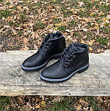 Женские зимние ботинки Ecco оригинал натуральная кожа 36, фото 2
