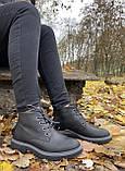 Женские зимние ботинки Ecco оригинал натуральная кожа 36, фото 7