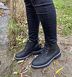 Женские зимние ботинки Ecco оригинал натуральная кожа 36, фото 8