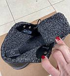 Женские зимние ботинки Ecco оригинал натуральная кожа 36, фото 4