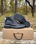 Женские зимние ботинки Ecco оригинал натуральная кожа 36, фото 6