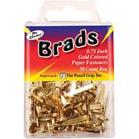 Брадсы-макси Золото, 0,8 см, 50 шт (TPG-372)