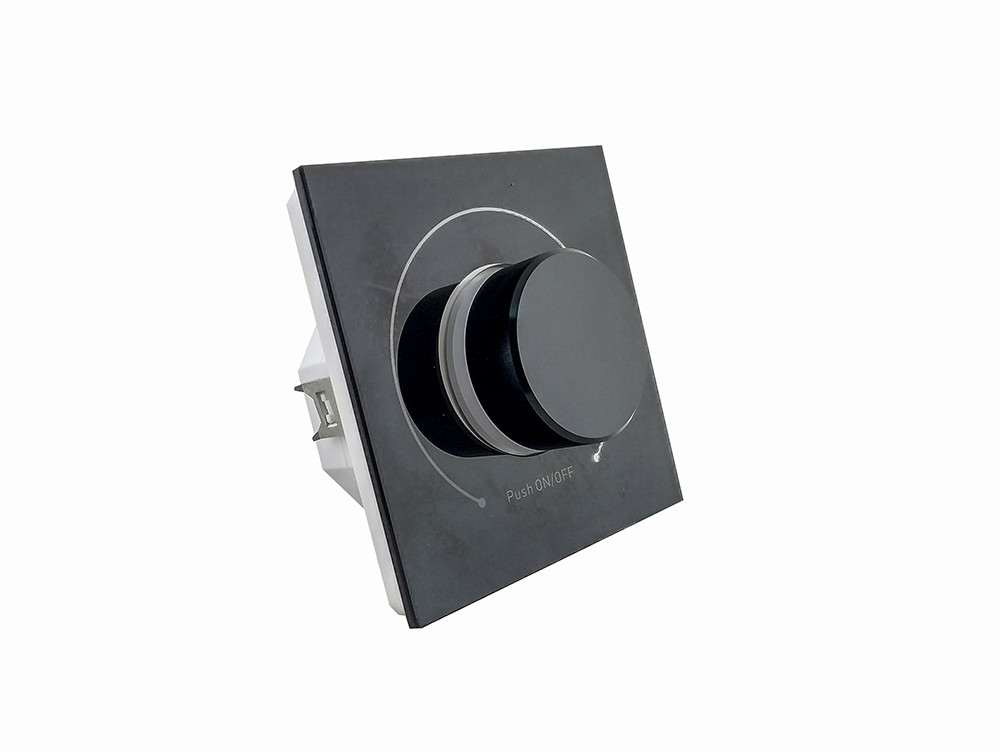 Пульт-панель SR-2836N-AC (220V, DIM) LED диммера SR-1009x светодиодных лент SUNRICHER 13954
