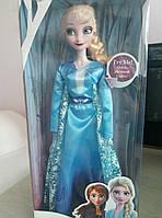 Детская BJD кукла шарнирная типа Барби Frozen Heart YF101F с нарядом принцессы, музыкальная игрушка, свет