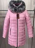 Куртка жіноча зимова Парку Софі, фото 7