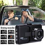 Автомобильный Видеорегистратор Full Hd DVR GRX-320, фото 6