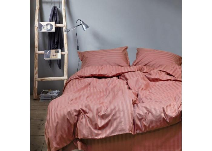Комплект постільної білизни Двоспальний Сатин Stripe 66 Tiare™