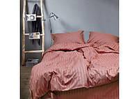 Комплект постільної білизни Двоспальний Сатин Stripe 66 Tiare™, фото 1