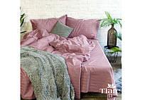 Комплект постельного белья полуторный Сатин Stripe 73 Tiare™, фото 1