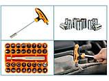 Набор инструментов JAKEMY JM-6106 43в1, фото 7