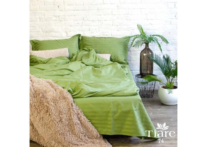 Комплект постельного белья семейний Сатин Stripe 74 Tiare™
