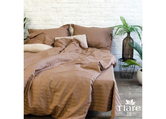 Комплект постільної білизни Вилюта Євро Сатин Stripe 75 Tiare™