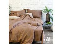 Комплект постільної білизни Вилюта Євро Сатин Stripe 75 Tiare™, фото 1