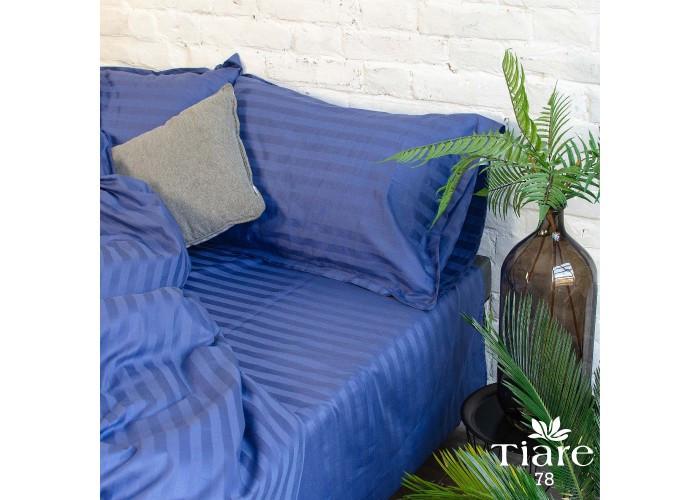 Комплект постільної білизни Вилюта Двоспальний Сатин Stripe 78 Tiare™