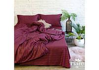 Комплект постельного белья Евро Сатин Stripe 79 Tiare™, фото 1