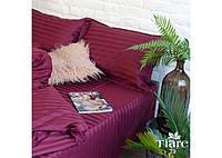 Комплект постільної білизни Двоспальний Сатин Stripe 79 Tiare™