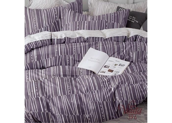 Комплект постельного белья Евро Вилюта Сатин Twill 396