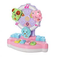 Развивающая музыкальная игрушка для малышей