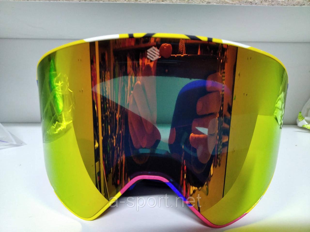 Гірськолижна маска Hubo HB-215