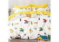 Комплект постельного белья детский Вилюта Сатин Twill 412, фото 1