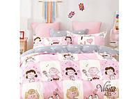 Комплект постельного белья подростковий Вилюта Сатин Twill 435, фото 1