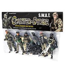 Набор солдатиков Counter-Strike CS CF  SS05-2