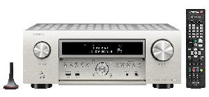 AV-ресивер Denon AVС-X6500H Silver