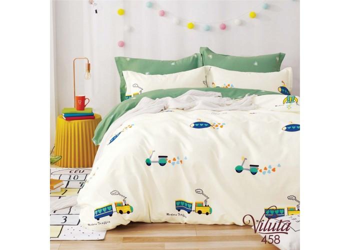 Комплект постельного белья детский Вилюта Сатин Twill 458