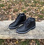 Женские зимние ботинки Ecco оригинал натуральная кожа 41, фото 2