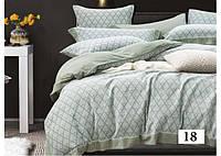 Комплект постельного белья Евро вареный хлопок Wash Jacquard 18 Tiare™, фото 1