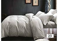 Комплект постільної білизни Євро Варена бавовна Wash Jacquard 23 Tiare™, фото 1