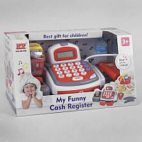 Кассовый аппарат 2815 N калькулятор, продукты, звук, свет, на бат-ке, в кор-ке