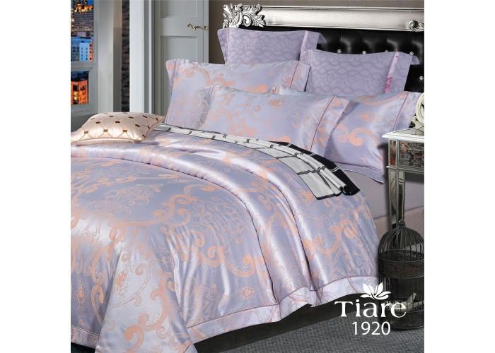 Комплект постельного белья семейный Сатин Жаккард 1920 Tiare™