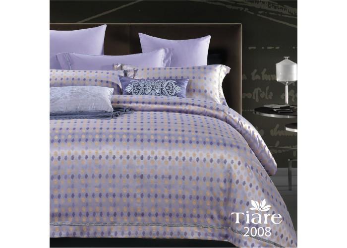 Комплект постельного белья Евро Сатин Жаккард 2008 Tiare™