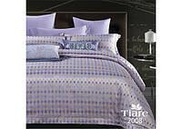 Комплект постельного белья Евро Сатин Жаккард 2008 Tiare™, фото 1