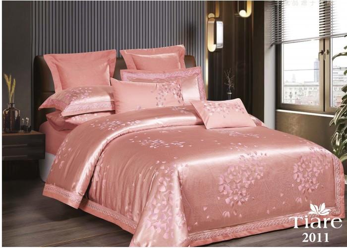 Комплект постельного белья Евро Сатин Жаккард 2011 Tiare™