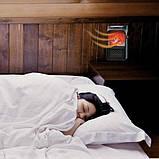 Портативный обогреватель камин FLAME HEATER с LCD дисплеем и имитацией камина с пультом!, фото 5
