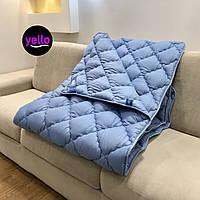 Одеяло Евро 200х220   Одеяло холлофайбер   Антиаллергенное волокно холлофайбер   Теплое одеяло ОДА