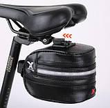 Велосумка с подсветкой BG-2503B, фото 6