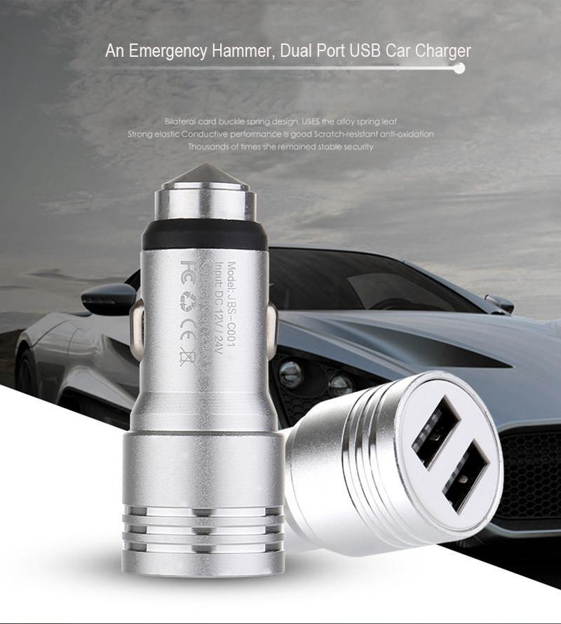 Автомобильное зарядное устройство jbs-c001